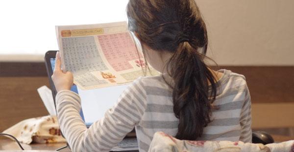 子どもの勉強がはかどる家