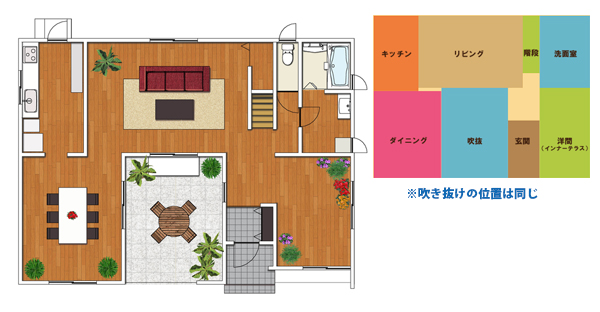 【沖縄の注文住宅】ゾーニングってなに?家づくりの最初の一歩
